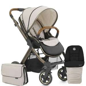 BabyStyle Oyster 2 Special Edition City Bronze £325 @ Discountbabyequip