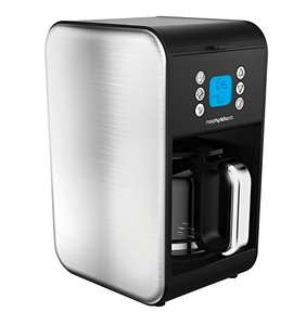 Morphy Richards Filter Coffee Machine - £37.54 @ Amazon