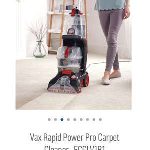 Was £300...Now 47% off - Vax Rapid Power Pro Carpet Cleaner - £159.00 @ Argos