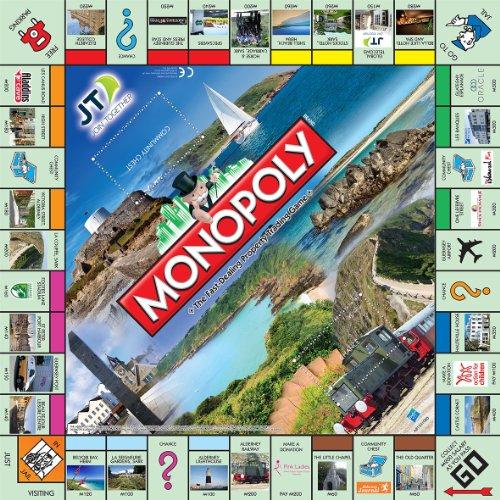 Hasbro Monopoly: Bailiwick Of Guernsey Hasbro Monopoly: Bailiwick Of Guernsey £7.99 Dispatched from and sold by Winning Moves UK - Amazon