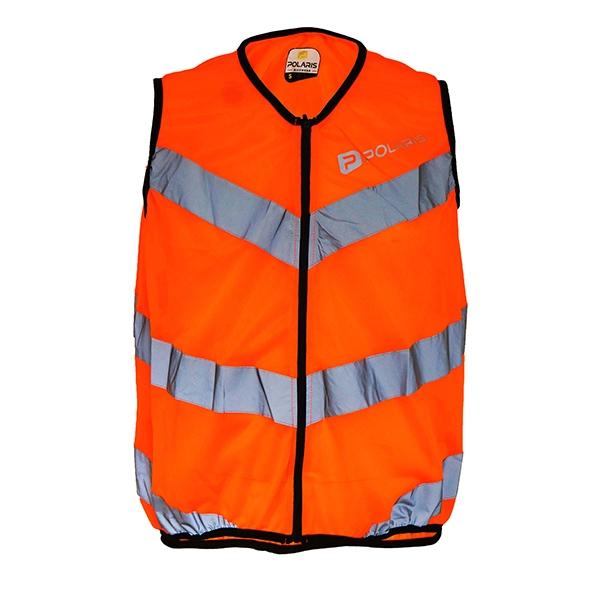 Polaris RBS Flash Hi-Viz Vest was £16.99 now £7.50 delivered @ Polaris - bikewear