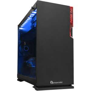 PC Specialist Velocity Chimera VR Gaming Tower - Black / Red £699 @ AO