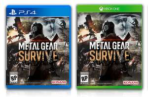 Metal Gear: Survive (Xbox One / PS4 / PC) Presale £28.85 delivered @ Base