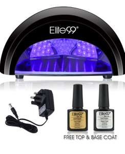 LED Nail Lamp Kit £24.99 Sold by Bailun Best Sell and Fulfilled by Amazon