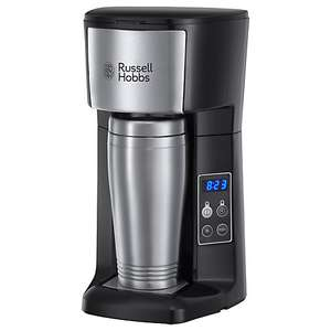 Russell Hobbs Brew & Go Coffee Maker 22630 reduced from £30 to £15 in Sainsbury store (Warren Heath)