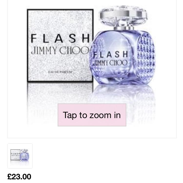 Jimmy Choo Flash Eau de Parfum 60ml £23.00 @ Superdrug
