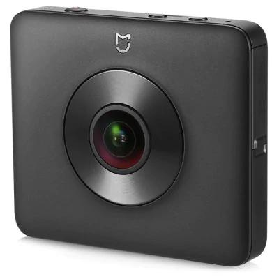 Xiaomi mijia 3.5K Panorama 360 Action Camera - INTERNATIONAL EDITION £157.50  GearBest