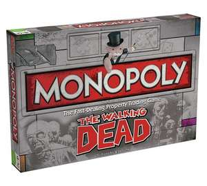 The Walking Dead Monopoly Board Game @ Argos £18.99