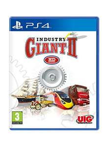 Industry Giant 2 - HD Remake (PS4) £8.50 Delivered @ TheGameCollection