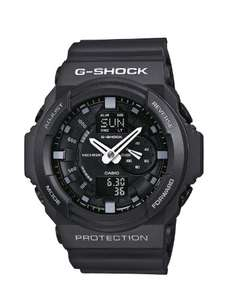Casio G-Shock Men's Analogue/Digital Quartz Watch with Resin Strap – GA-150-1AER £59.00 Amazon