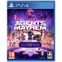 Agents of Mayhem [PS4/XO] £12.79 @ Argos