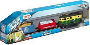 Trackmaster trains Phillip, Flynn and Timothy all reduced at home bargains. £6.99