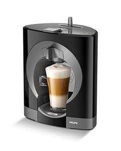 NESCAFE Dolce Gusto Oblo Coffee Machine by Krups - Black £34.99 Amazon - Prime Exclusive