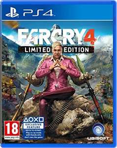 Far Cry 4: Limited Edition (pre-owned) PS4 - £6.62 @ Music Magpie