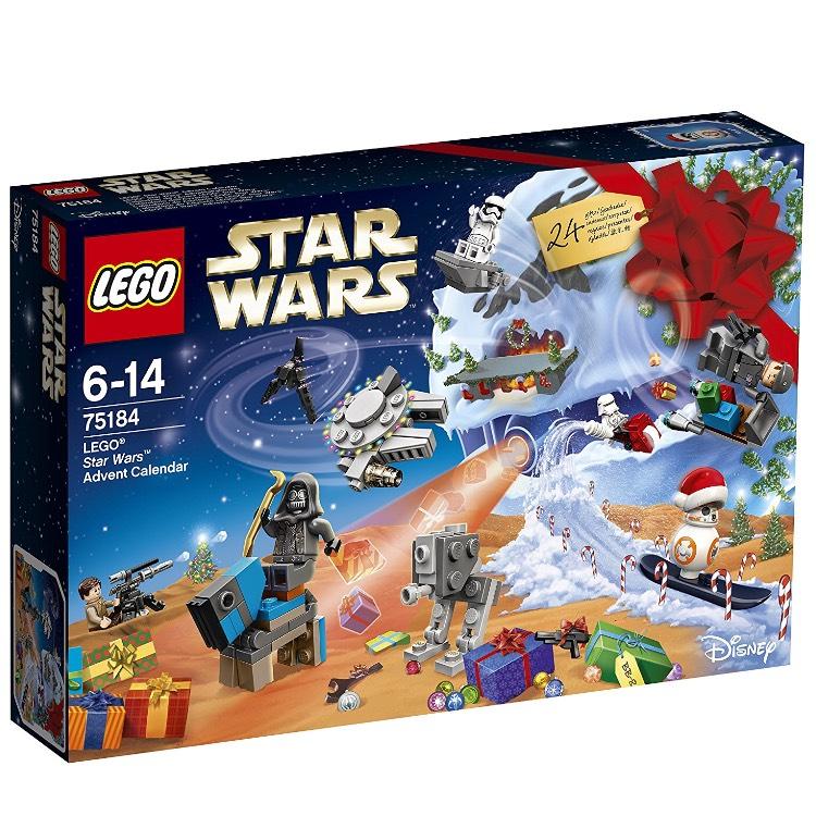LEGO Last Jedi Advent Calendar 75184 £17.80 (Prime) @ Amazon