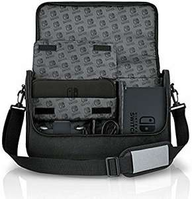 Nintendo Switch Everywhere Messenger Bag £16.99 (Prime) / £20.98 (non Prime) at Amazon