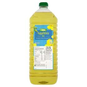 Asda Vegetable (Rapeseed) Oil £2.94 3L