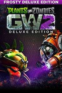 Plants vs Zombies 2 Garden Warfare Deluxe deal with gold  on Xbox One marketplace
