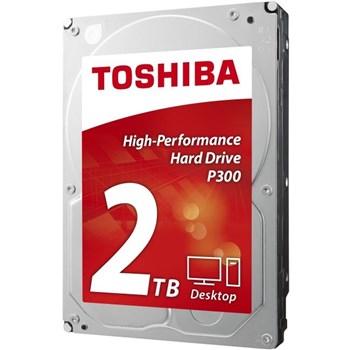 "Toshiba P300-2 2TB SATA 3.5"" hard drive £56.02 - Box.co.uk"