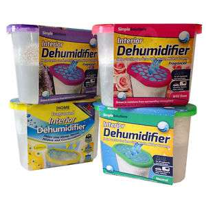 Dehumidifier removes damp £3.14 - ebay /  rscommunications