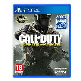 PS4  / Xbox One Call of Duty: Infinite Warfare Day One £5 @ Asda