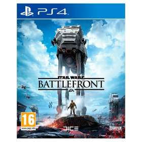 PS4 Star Wars: Battlefront £5 / PS4 Dino Dini's Kick Off Revival £5 @ Asda online & instore