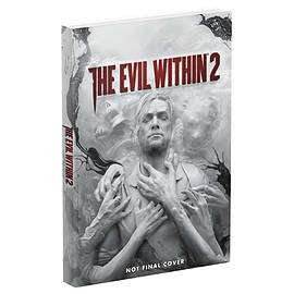 The Evil Within 2 - Official Collector's Edition Hardcover Game Guide £12.99 @ game.co.uk