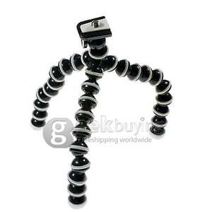 Portable Flexible Leg Mini Tripod (for GoPro KeeCoo Xiaoyi Yi Action Sports Camera etc) 99p Delivered with code @ Geekbuying