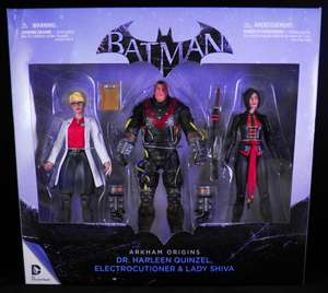 Batman origins figures 3 pack £17.99 in home bargains instore