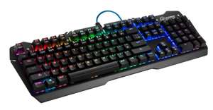 Element Gaming Carbon Mechanical RGB Keyboard, £39.98 from Ebuyer