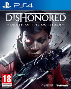 Dishonored: Death of the Outsider PS4 / Xbox One / PC £9.85 @ Shopto eBay