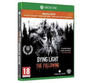 Dying Light The Following - Xbox One - £15.99 @ Argos