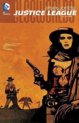 Amazon Kindle - DC Elseworlds: Justice League Volume 1 (432 page digital comic) 49p