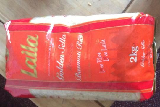 Laila Basmati rice 2kg for 70p @ morrisons instore
