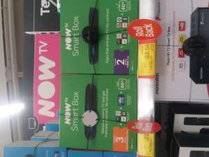 Now tv smart boxes movies and entertainment @ Asda - £22.50
