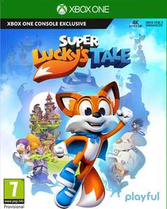 Super Lucky's Tale - XBOX ONE (Exclusive) £15.85 - Shopto
