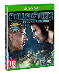 Bulletstorm: Full Clip Edition (Xbox One / PS4) £11.99 prime / £13.98 non prime @ amazon.co.uk