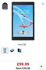 Lenovo Tab4 8 16gb Tablet £99.99 @ Currys