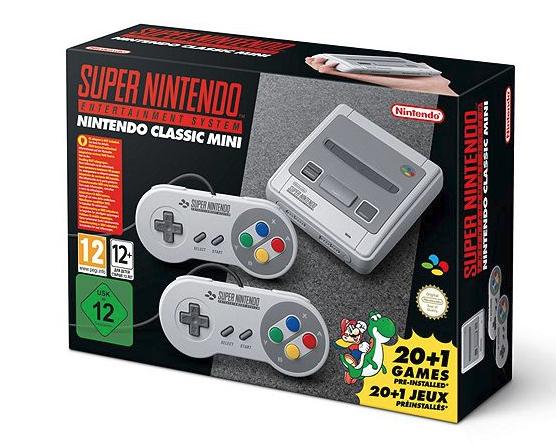 SNES mini Classic in stock £79.99 @ Tesco