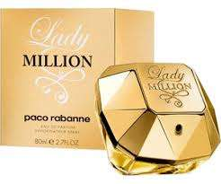 Lady Million 80ml £47.00 @ Boots Sutton Coldfield