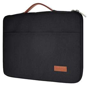 dodocool Laptop Sleeve 13-13.3 Inch Carrying Case (£7.59 Prime) (£11.58 Non-Prime) Apple MacBook Air/ Pro, Computer, Notebook, Ultrabook Tablet Sold by aoputek and Fulfilled by Amazon
