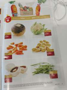 Super 6 from 23 Nov - 6 Dec @ Aldi
