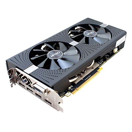 IN STOCK Sapphire AMD Radeon RX 580 8GB NITRO+ £275.99 @ Amazon