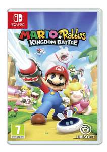 Mario and Rabbids Kingdom Battle [Switch] £32.85 @ SimplyGames