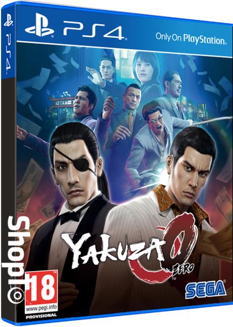 [PS4] Yakuza 0 - £19.85 - Shopto