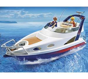 Playmobil 5205 Luxury Yacht Playset - £14.99 @ Argos