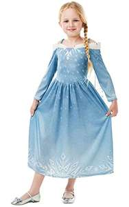 Rubie's Official Disney Frozen Elsa Costume - Olaf's Frozen Adventures £14.99 / £17.48 delivered Dispatched from and sold by Mega Fancy Dress - Amazon