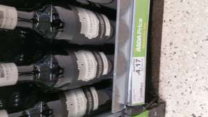 Asda  La Moneda Chilean wine £4.17 instore