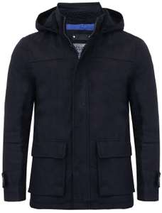 Selection of Mens Wool Coats just £20 delivered at Tokyo Laundry ***Please do not offer or request referral codes***