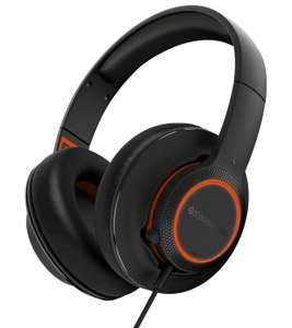 SteelSeries Siberia 150, Gaming Headset with Mic, £24.99 from Maplin/Amazon